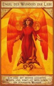 Engel des Wunders der Liebe